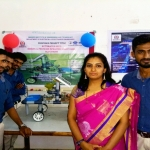 Best VTU Student Sponsored Project – EEE