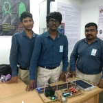 Best VTU Student Project – EEE