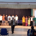 Students Induction Programme: 28-08-2018 – Leadership Quality