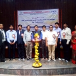 Teachers Day Celebration and Felicitation for P U College Principals