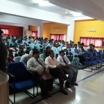 Students Induction Programme: 29-08-2018 – Lecture on Maths and Chemistry