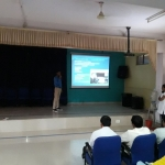 Students Induction Programme: 30-08-2018 – PPT Presentation by Students
