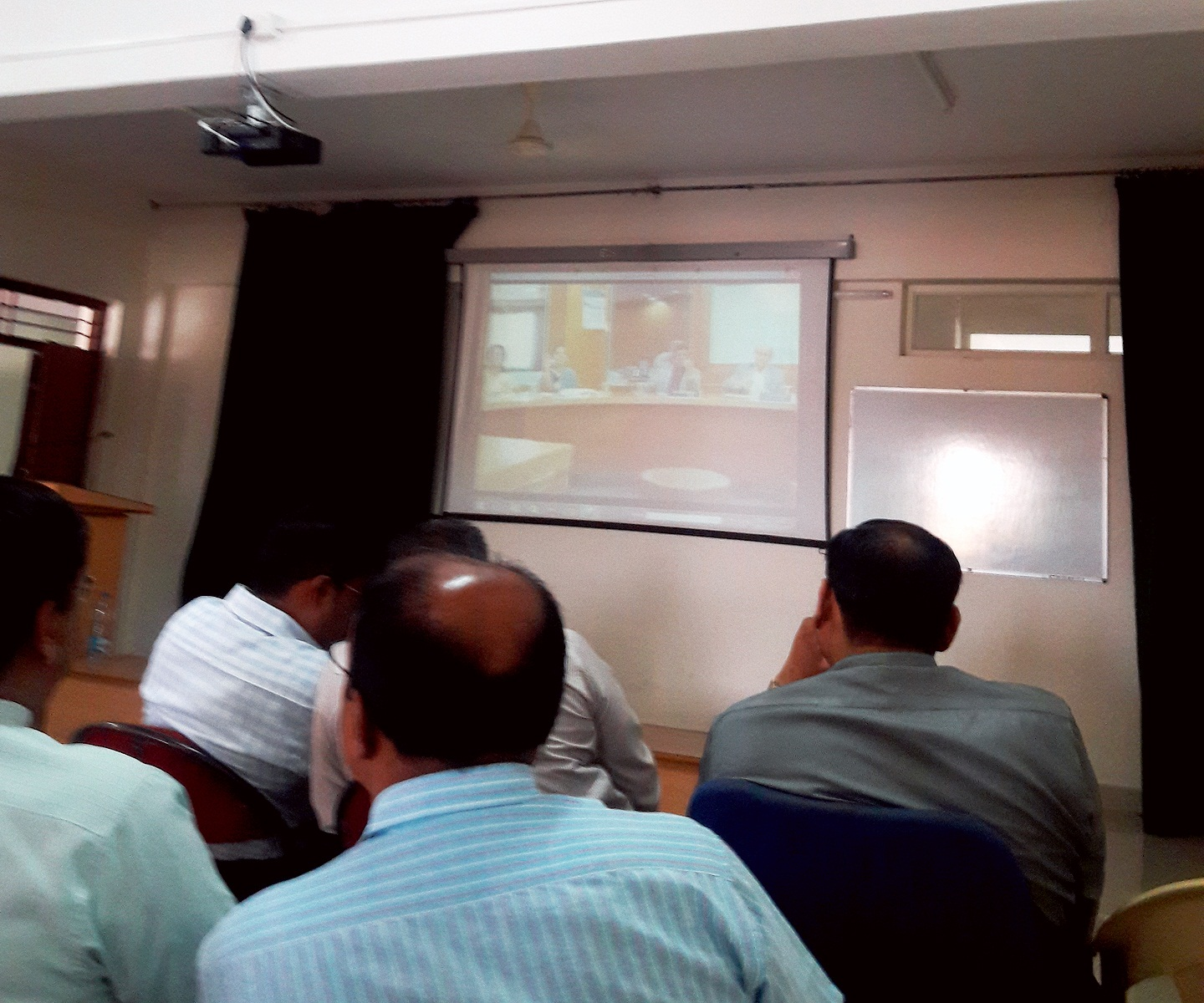 Live Interaction Programme with VTU Vice Chancellor