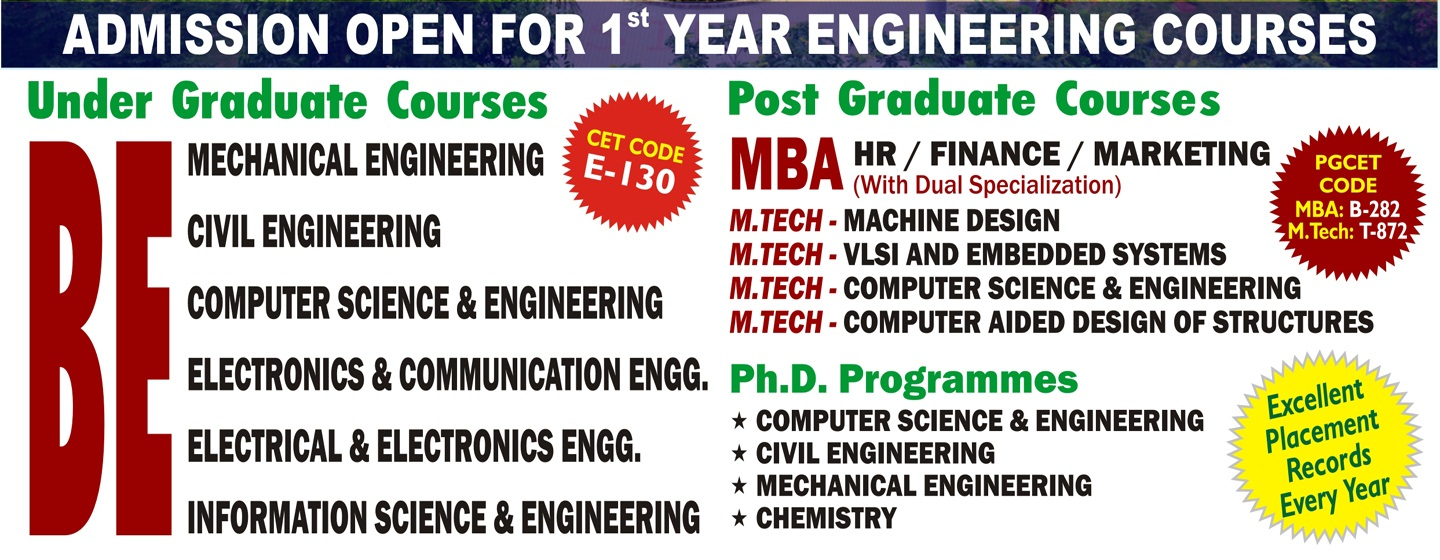Top 10 Engineering College in Karnataka